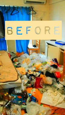 ワンルームから家まるごとまで対応します。さて、ゴミ屋敷で一番多い間取りは・・?