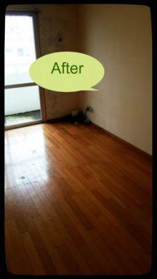 床が見えなくなるほどのゴミ屋敷にしちゃっても大丈夫です。お任せ下さい!